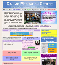 www.DallasMeditationCenter.com